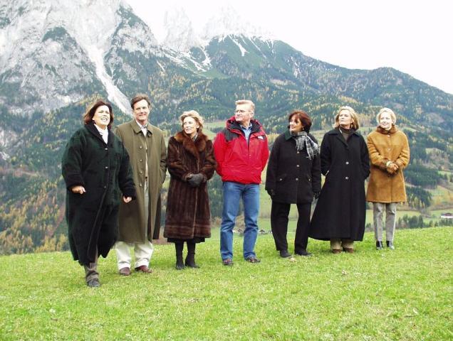 Von Trapp Children 40 साल Reunion