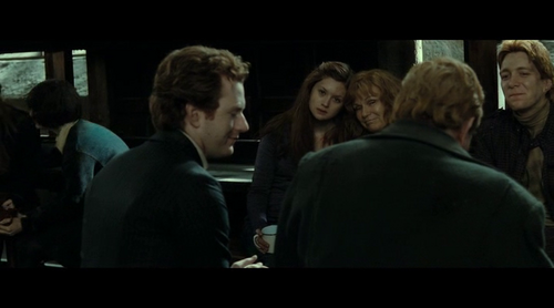 the Weasley - harry-and-ginny Screencap