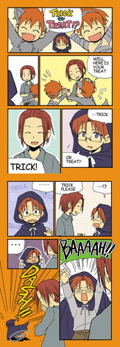 weasley halloween - harry-potter-vs-twilight Fan Art