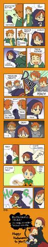 weasley halloween