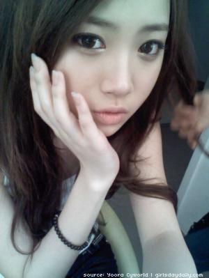 yura from girl's día