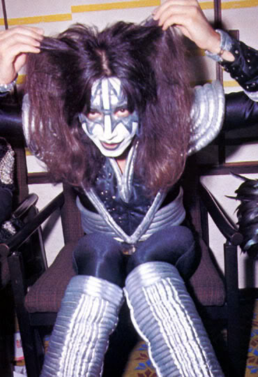 Ace Frehley ♠ - Ace Frehley Photo (27099686) - Fanpop