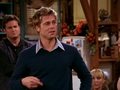  Brad + Jen on Friends  - jennifer-and-brad screencap