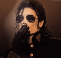 Ƹ̵̡Ӝ̵̨̄Ʒ♥even those who are gone,are with us as we go on.. - michael-jackson photo