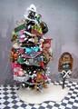 19th day miniatures Hogsmeade Christmas Tree