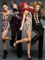 2NE1 for 'WWD Japan'