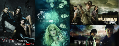 4 Best Supernatural Series of all Time