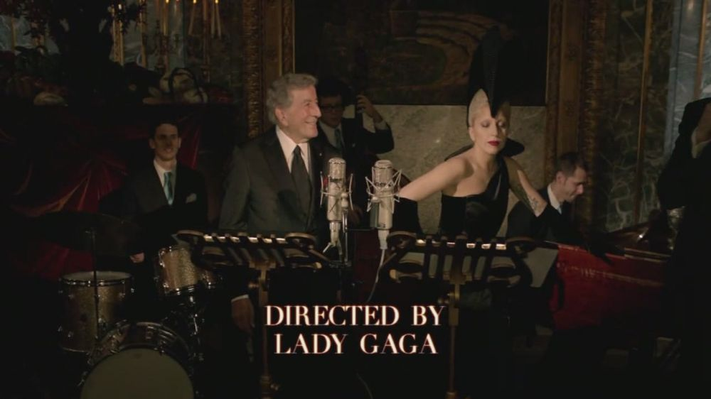 A Very Gaga Thanksgiving - The Lady is a Tramp