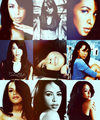 Aaliyah - aaliyah fan art