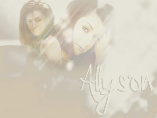 AlysonHannigan!