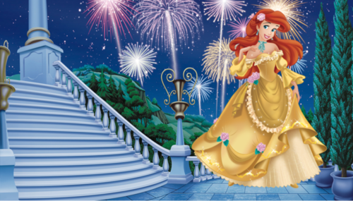 Ariel New Dress