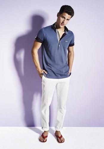 Arthur Sales for Calibre Spring Summer 2011 Lookbook