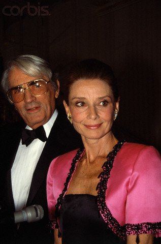 Audrey & Gregory