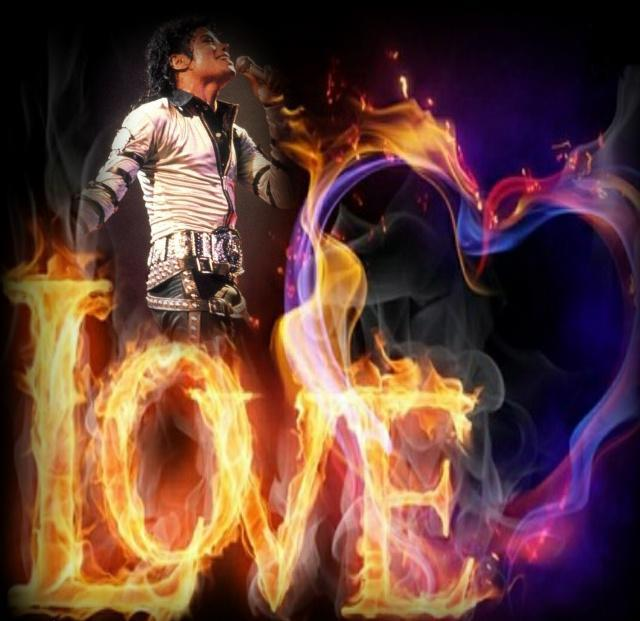 Aww Michael Jackson background