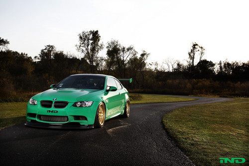 BMW M3 COUPE BY IND