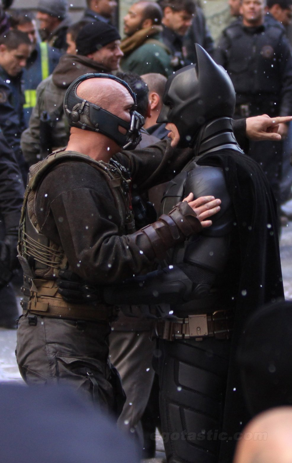 The Dark Knight Rises Bane VS BatmanThe Dark Knight Rises Batman Vs Bane