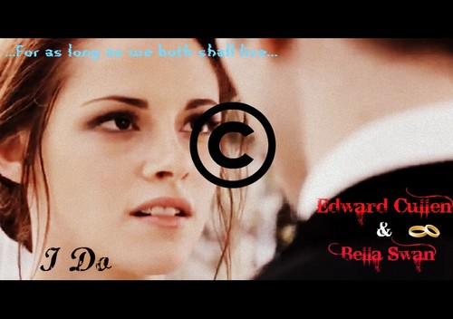 Bella and Edward vows