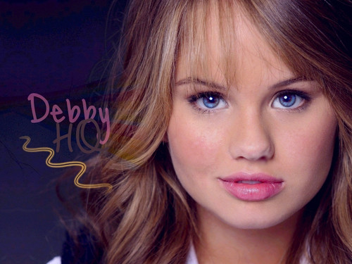 Debby Ryan wallpaper with a portrait titled da Myty