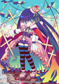 Can anyone make a base out from this image? - panty-and-stocking-with-garterbelt photo