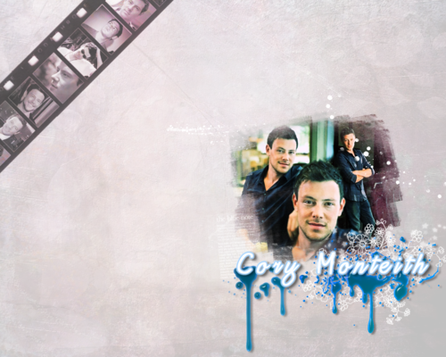 Cory Monteith wallpaper possibly with a sign and a street called CoryMonteith!