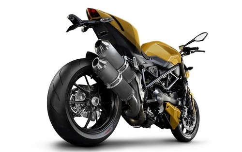 DUCATI STREETFIGHTER 848 - motorcycles Photo