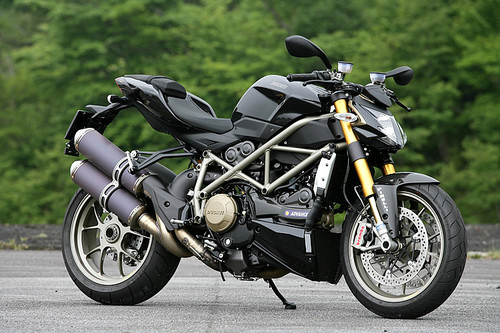 DUCATI STREETFIGHTER S - motorcycles Photo