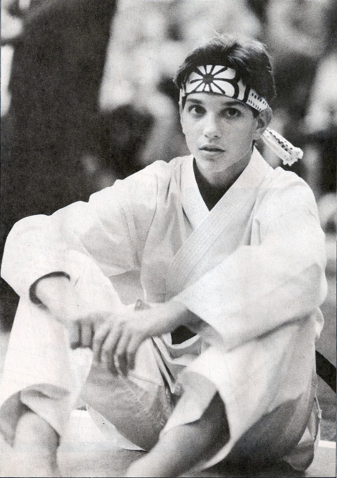 an analysis of the karate kid The karate kid was one of the nice surprises of 1984 -- an exciting, sweet-tempered, heart-warming story with one of the most interesting friendships in a long time.