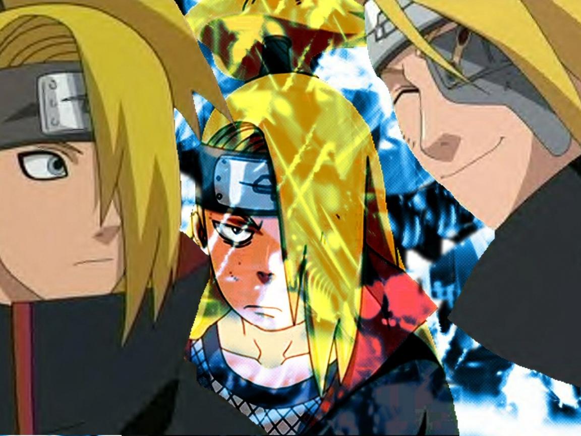 Fanfictions Deidara  The Way Of Naruto  Fanfictions de
