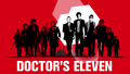 Doctor's Eleven - doctor-who wallpaper