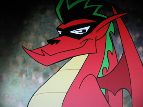 American Dragon: Jake Long achtergrond probably containing anime titled Dragon brand