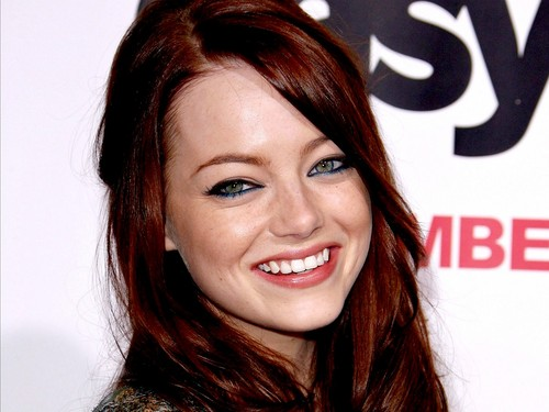 emma stone wallpaper with a portrait titled Emma Stone Wallpaperღ