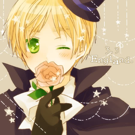 Hetalia wallpaper entitled England