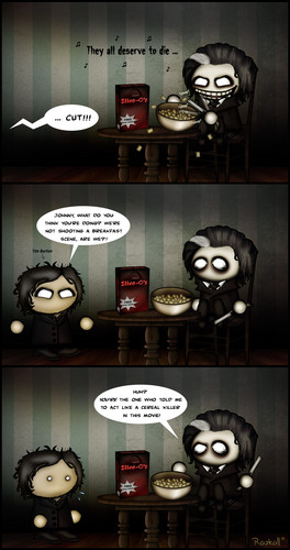 Epic Sweeney Todd Funnies!