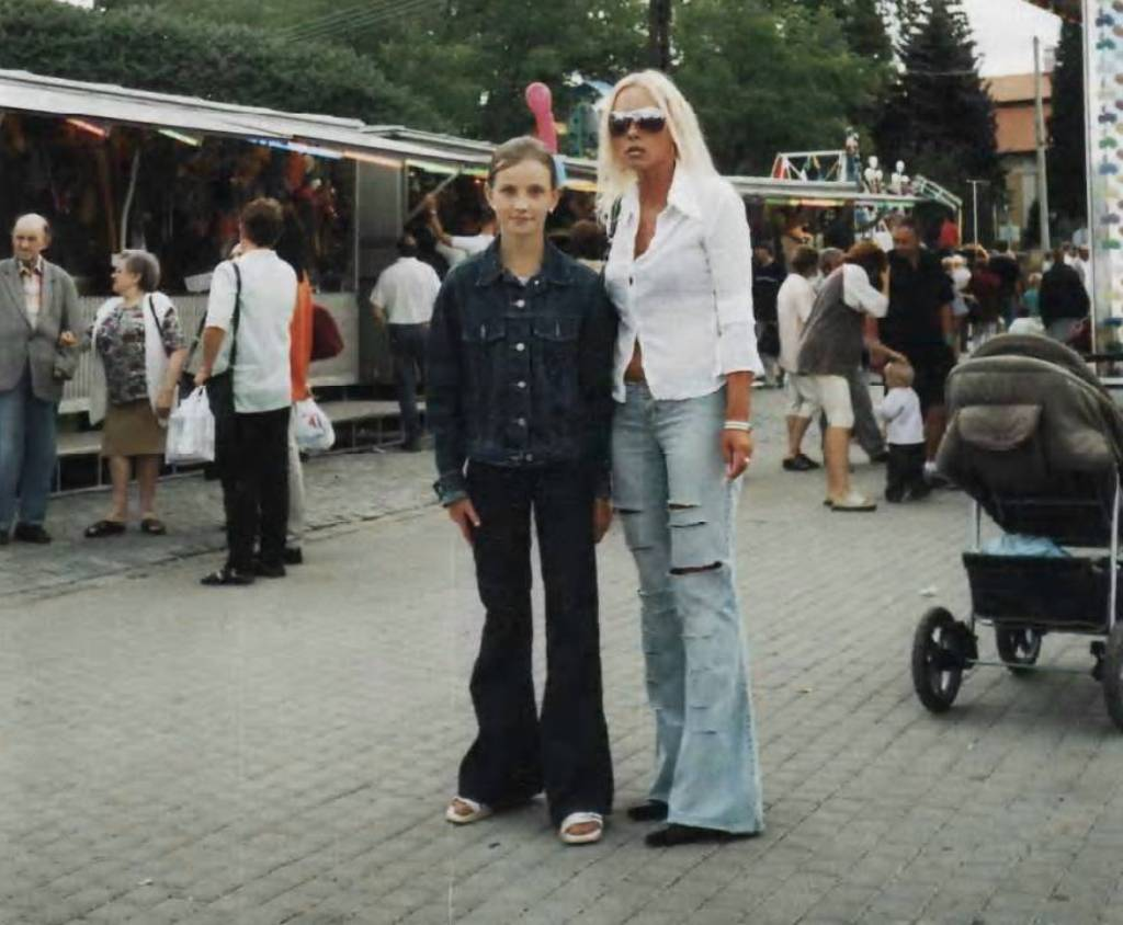 Ester Satorova. Her mother is not very nice :-( !!!