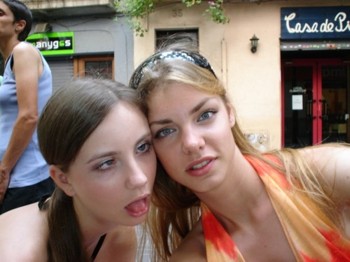 Ester Satorova is not always beautiful