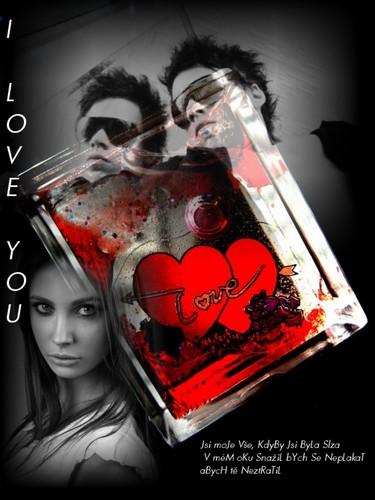 Ex boyfriend Ester Satorova and his declaration of Amore