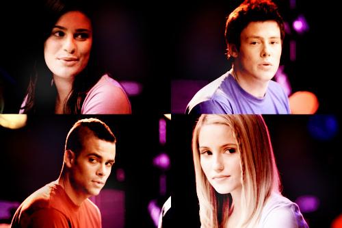 Finn-Quinn-Puck-Rachel