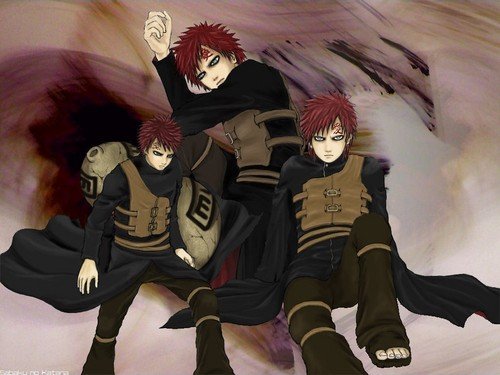 Gaara of Suna wallpaper called Gaara