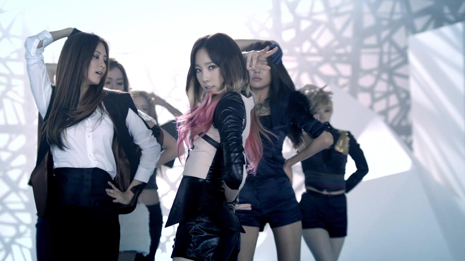 Girls Generation - The Boys mv