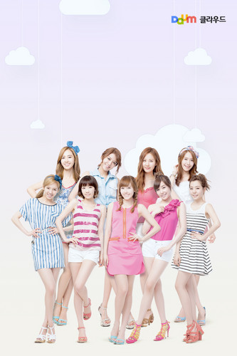 Girls`Generation - s%E2%99%A5neism Photo