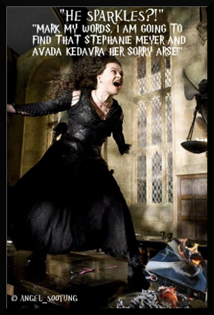 Go Bellatrix!