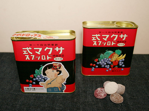 Grave of the Fireflies Candy - studio-ghibli Photo