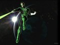 Green Lantern in Space - dc-comics wallpaper