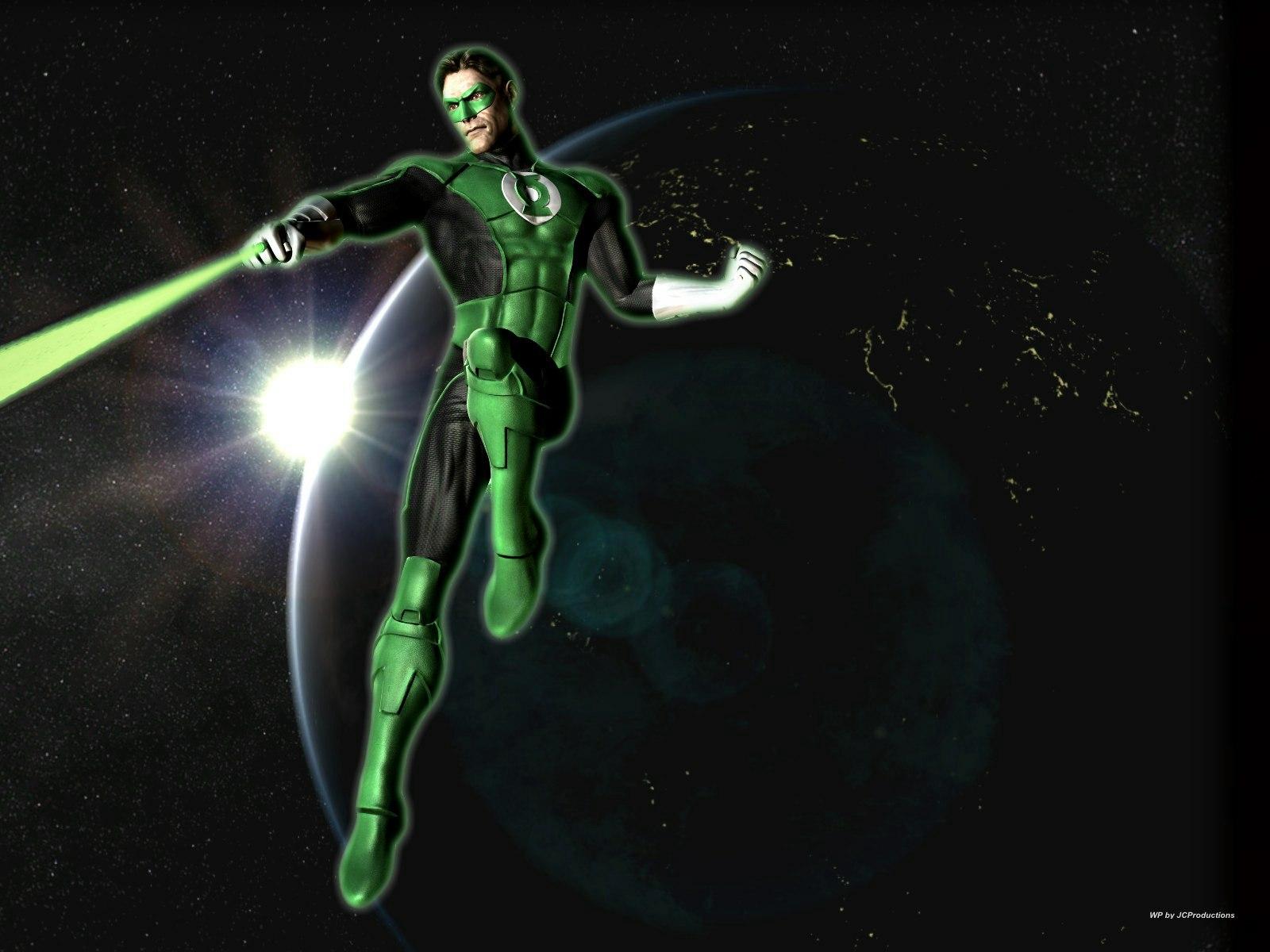 Green Lantern Comic Wallpaper: DC Comics Images Green Lantern In Space HD Wallpaper And