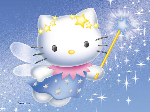 Hello Kitty - charmmy-kitty Wallpaper