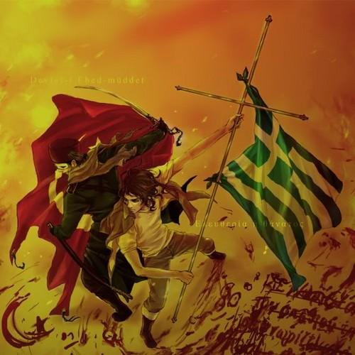 hetalia - axis powers <3