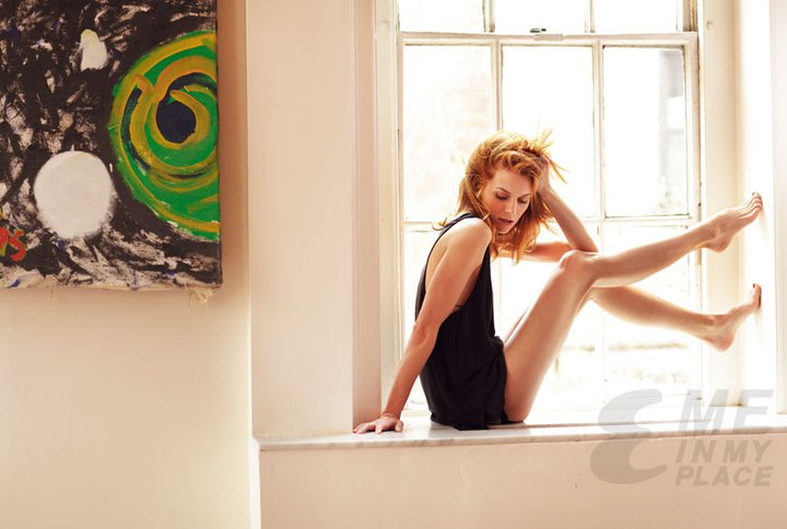 Hilarie burton | Esquire Magazine - Me in My Place