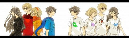Homestuck Fans images Homestuck Kids wallpaper and background photos