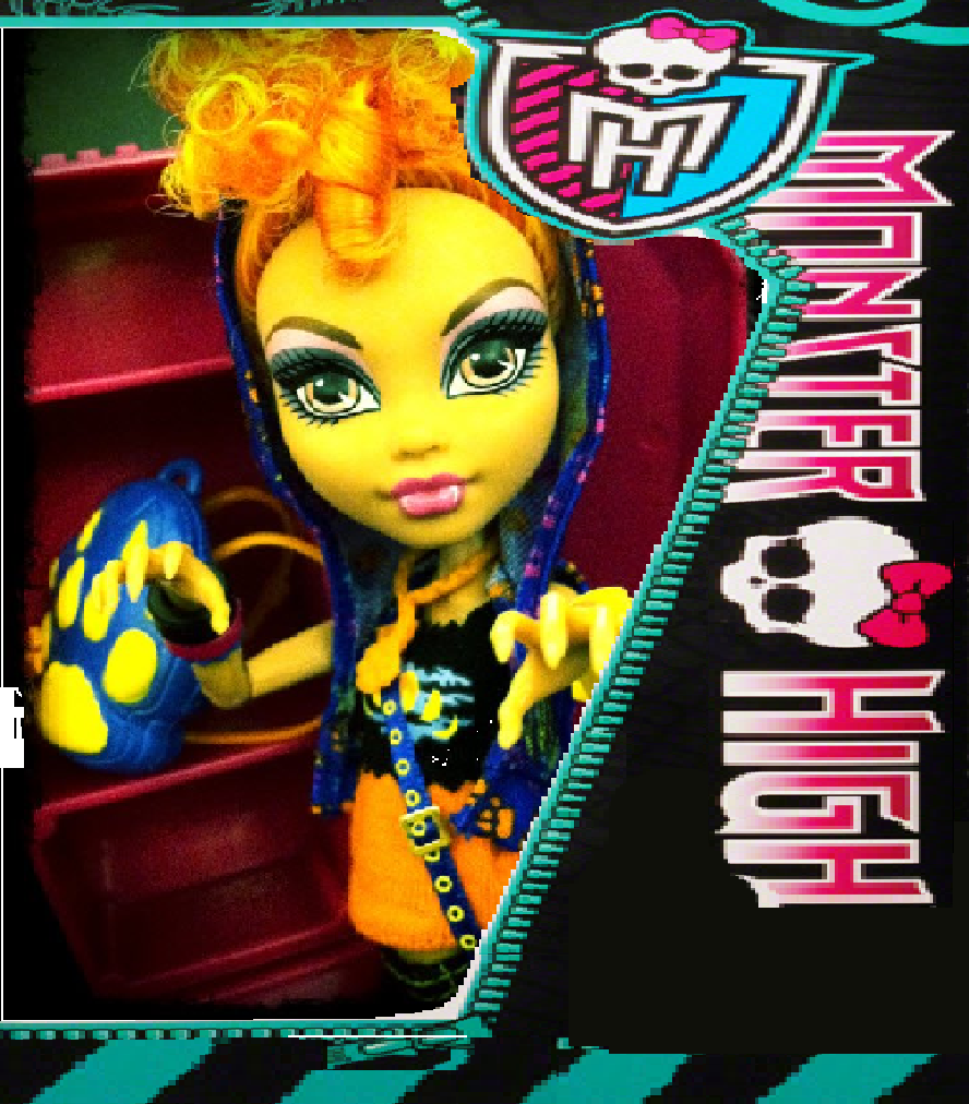 Howleen Wolf - monstruos de alto fan art
