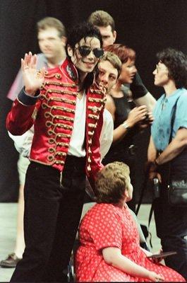 I प्यार आप MJ
